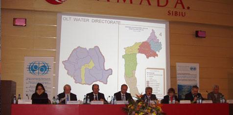 Participation à « EURO-RIOB 2008 »