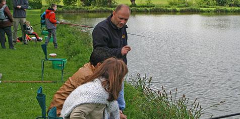 Présentation de l'équipe - Aland animateur de l'école de pêche itinérante