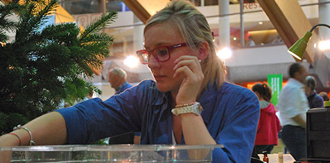 Présentation de l'équipe - Mélissa, assistante