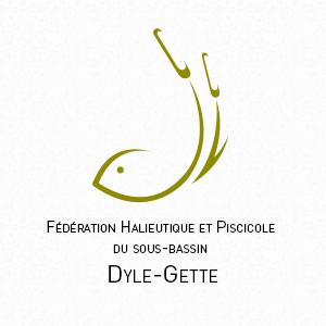 Logo de la Fédération Dyle-Gette