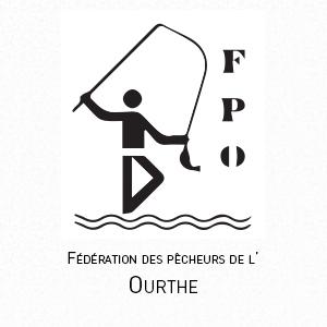 Logo de la Fédération des pêcheurs de l'Ourthe