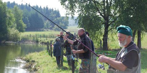 activités écoles de pêche