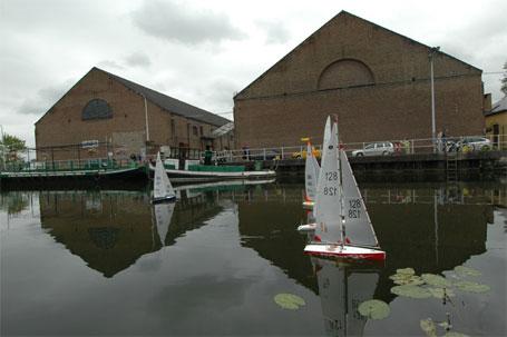 Modélisme, maquette bateau - Pêche en fête 2006 Ath