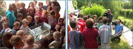 Pêche en Fête les 3 et 4 juin 2005 à Jodoigne