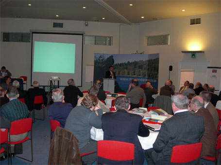 Deuxième Congrès des Fédérations Halieutiques Allocution du Ministre Benoît Lutgen