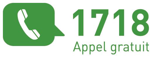 Numéro vert du SPW