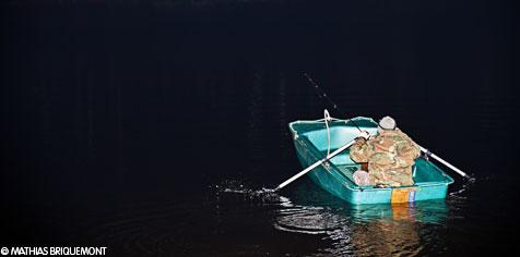 barque nuit