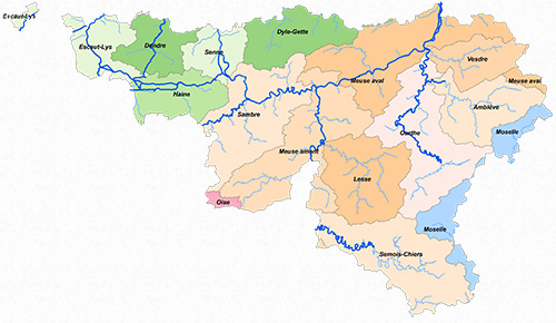 Les Voies hydrauliques de Wallonie