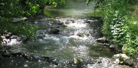 Cours d'eau navigables