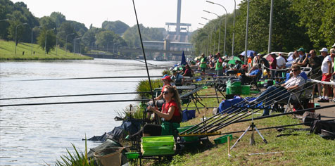 Championnat mondial de pêche au coup