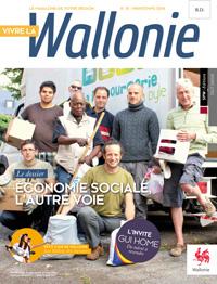 Vivre la Wallonie n°31 - Printemps 2016