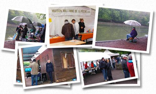 Photographies de l'édition 2013 de Pêche en fête à Marcinelle