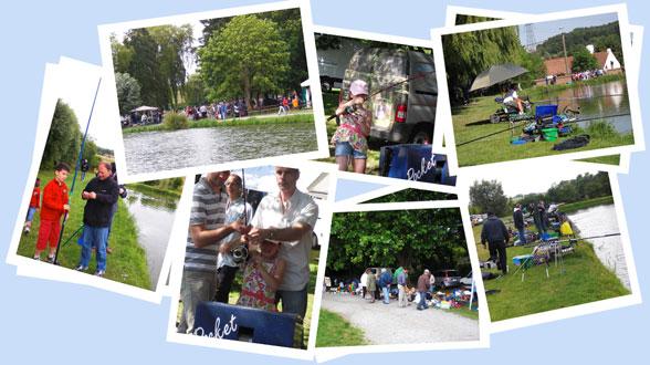 Pêche en fête 2012 à Tubize