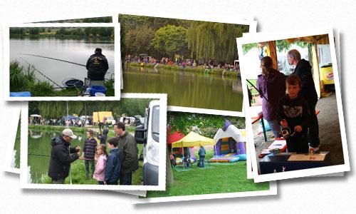 Photographies de l'édition 2013 de Pêche en fête à Tubize